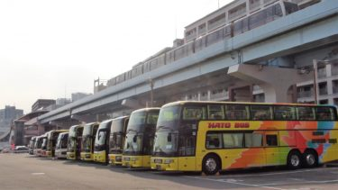 はとバスの事故の過失割合、徹底解説します。