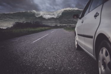 自動車保険で「自然災害」は補償されるの?徹底解説します!
